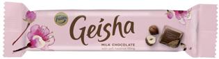 Изображение Молочный шоколад гейша с нежной начинкой из лесного ореха 37 г