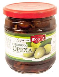 Изображение ТВ Варенье из грецкого ореха 500g LUX