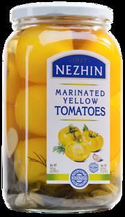 Изображение Нежин - Маринованные желтые помидоры 920г