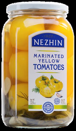Picture of Nezhin - Marinated Yellow Tomatoes 920g