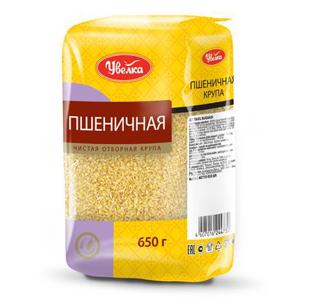 Изображение Увелка Пшеничная 650 г отборная