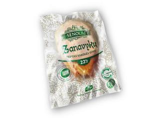 Picture of Senoliu - Zanavyku Roasted Curd Cheese 22% Fat kg (~250g)