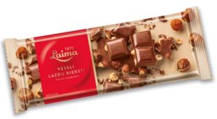 Изображение Молочный Шоколад с Фундуком 200г