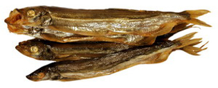 Picture of Cold Smoked Capelin 200g