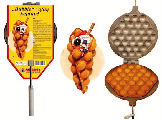 Picture of Migiris - Bubble Waffle Pan - 1pcs