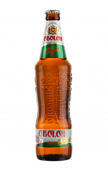 "Picture of Beer ""Obolon Lager""  5.0% Alc. 0.5L"