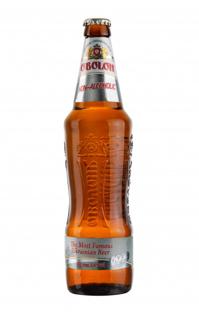 Изображение Пиво Оболонь безалкогольное 0% Alc. 0.5L