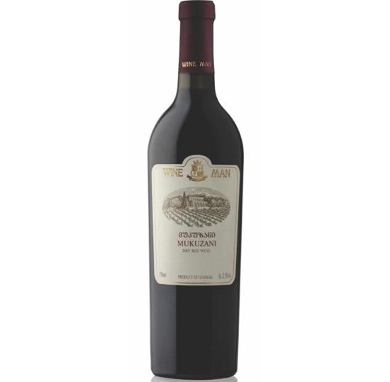 Picture of Mukuzani 2016 Georgian Wine