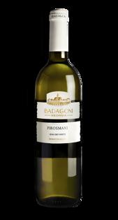 Picture of Wine Badagoni Pirosmani white  11% 0.75L