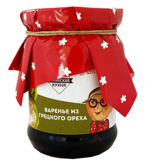 Изображение  Варенье из грецкого ореха 320г.