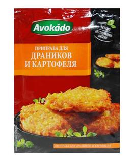 Изображение  Приправа для драников из картофеля 25г