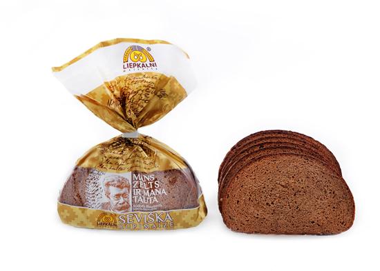 "Picture of Rye bread ""Sevišķā"" 370g"