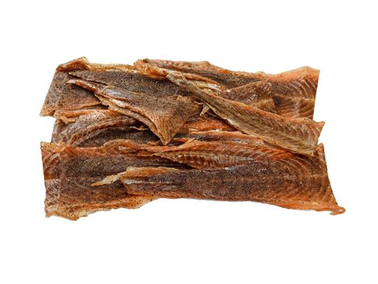 Изображение Сушеные кости лосося с цитрусовым перцем 200 г