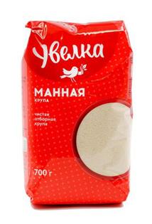 Picture of Uvelka Mannaya 700g Semolina
