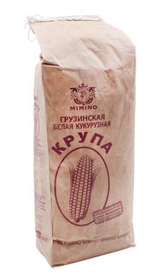 Изображение Mimino Крупа Кукур белая грузинская 1kg