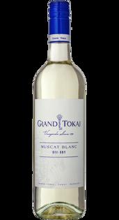 """Изображение Полусухое белое вино """"Muscat Blanc"""", Токайи 11,5% Алк. 0,75 л"""