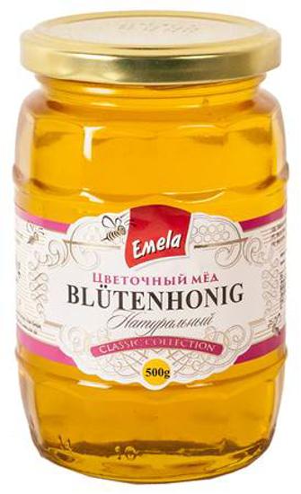 Изображение Мёд цветочный 500g