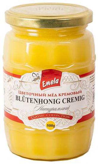 Picture of Honey Flower Cream 500g