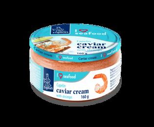 Изображение Крем Zigmas Caviar с креветками 160 г