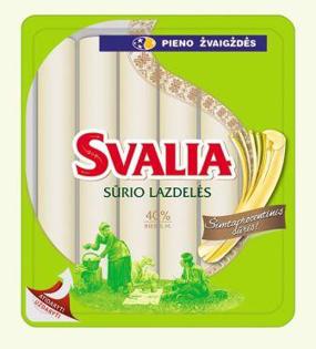 "Picture of Cheese Sticks ""SVALIA"" 40% RSM 140g"