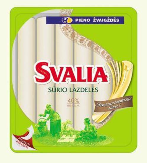 Изображение Сырные палочки «СВАЛИЯ» 40% RSM 140г
