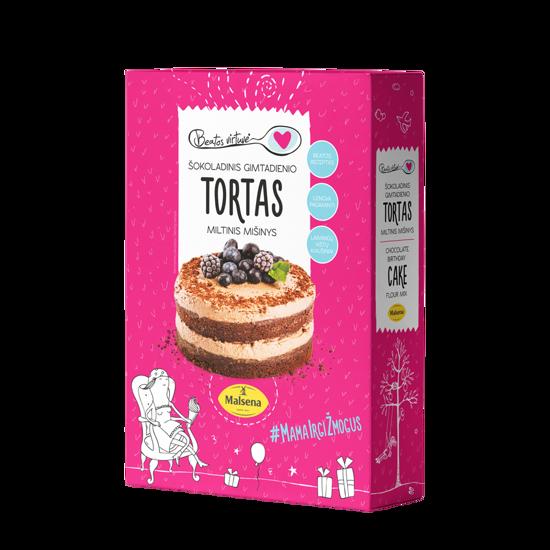 "Picture of Mix for Chocolate Birthday Cake ""Beatos virtuvė"" 500g"