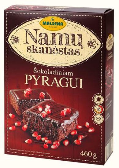Изображение Мука для шоколадного торта, 460 г