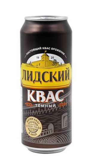 Picture of Kvass Lidskiy Dark 0,5L