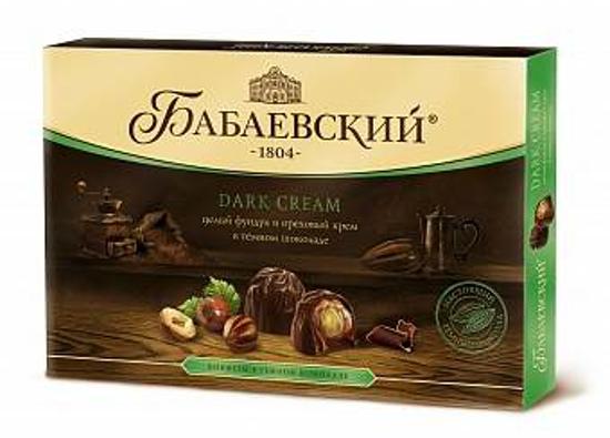 Picture of Babaevskie Hazelnut Dark Chocolate 200g